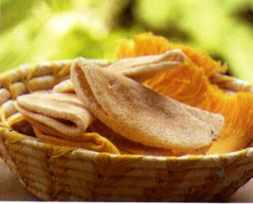 Casabe: pane di manioca