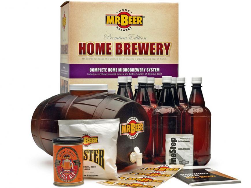 Kit per fare la birra in casa