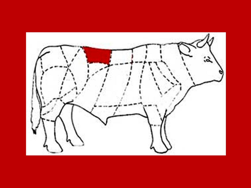 Controfiletto o roast beef