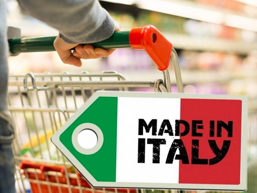 Salva spesa Made in Italy