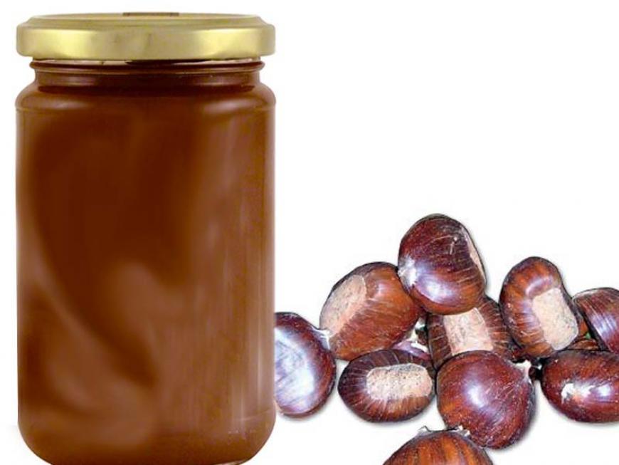 Crema di castagne o marroni