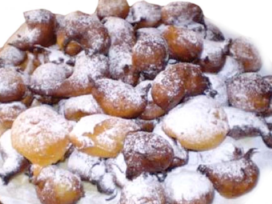 Friciò, dolci tipici del carnevale in Piemonte