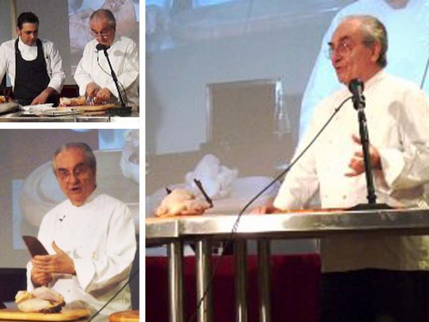 Gualtiero Marchesi: il trancio