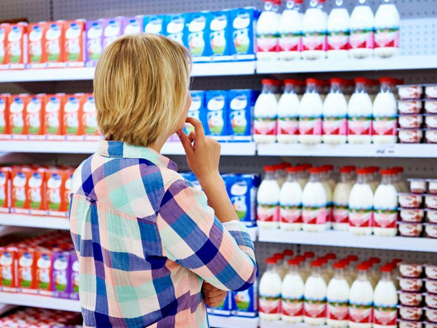Come scegliere il latte
