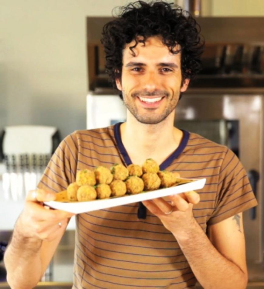 Crocchette di quinoa Marco Bianchi