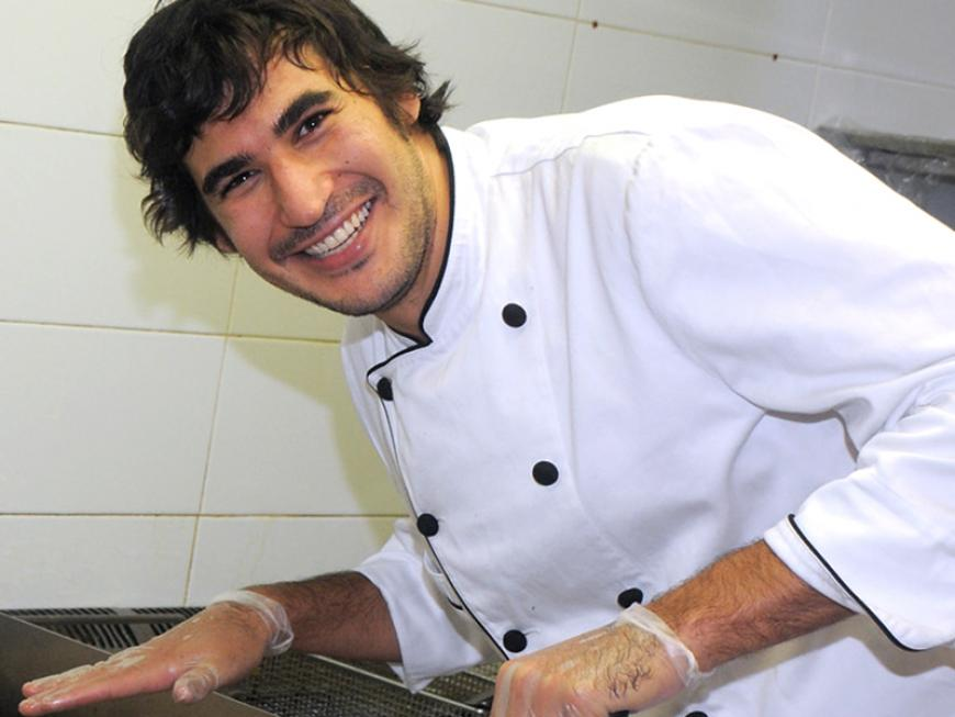 Chef Lorenzo Santi