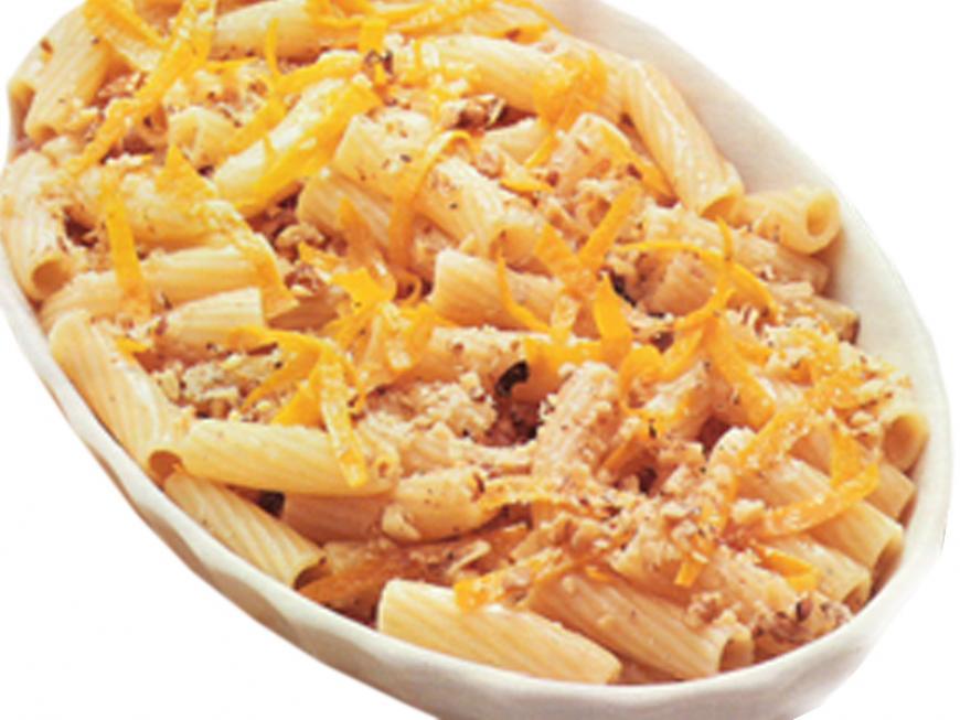 Maccheroni con miele e noci, dolce tipico dell'Umbria