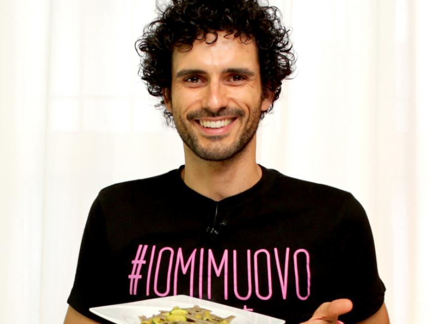 Marco Bianchi nella cucina di Bello&Buono