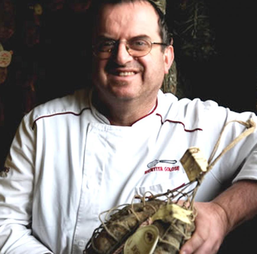 Chef Massimo Spigaroli