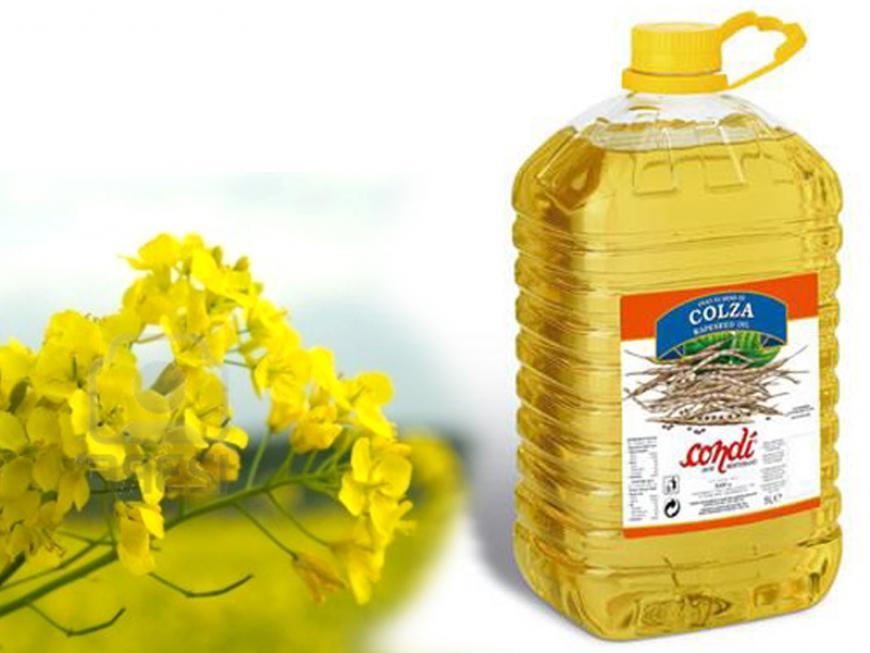 Olio di semi di colza