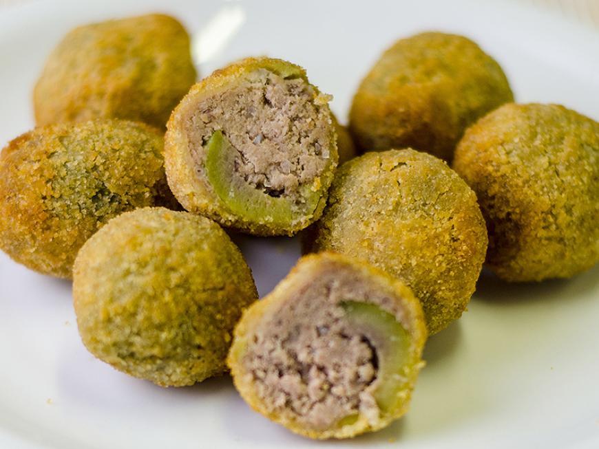 Ricetta X Olive Ascolane.Olive All Ascolana Ricetta Originale Alimentipedia It