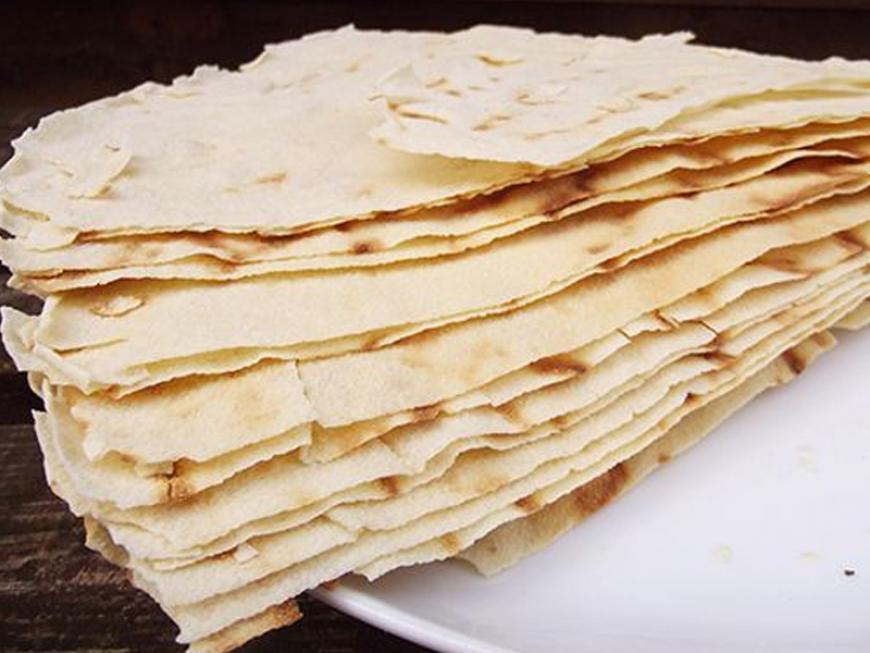 Pane carasau o carta musica, tipico sardo