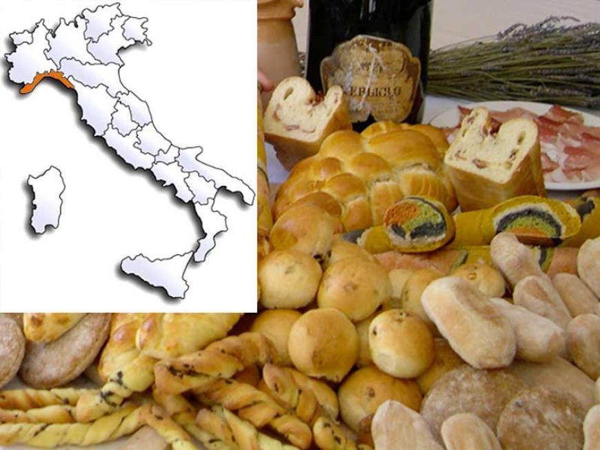 Pane tipico Liguria