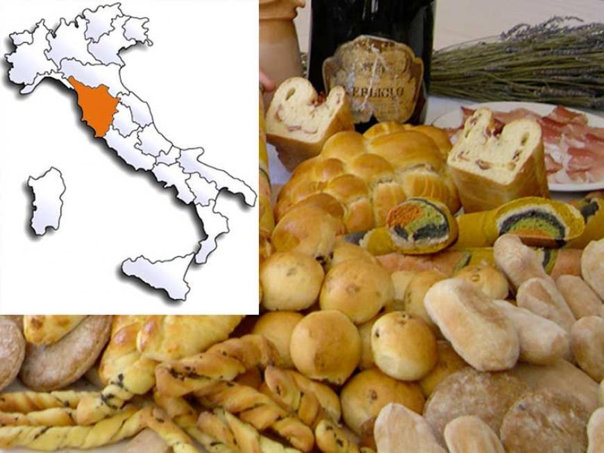 Pane tipico Toscana