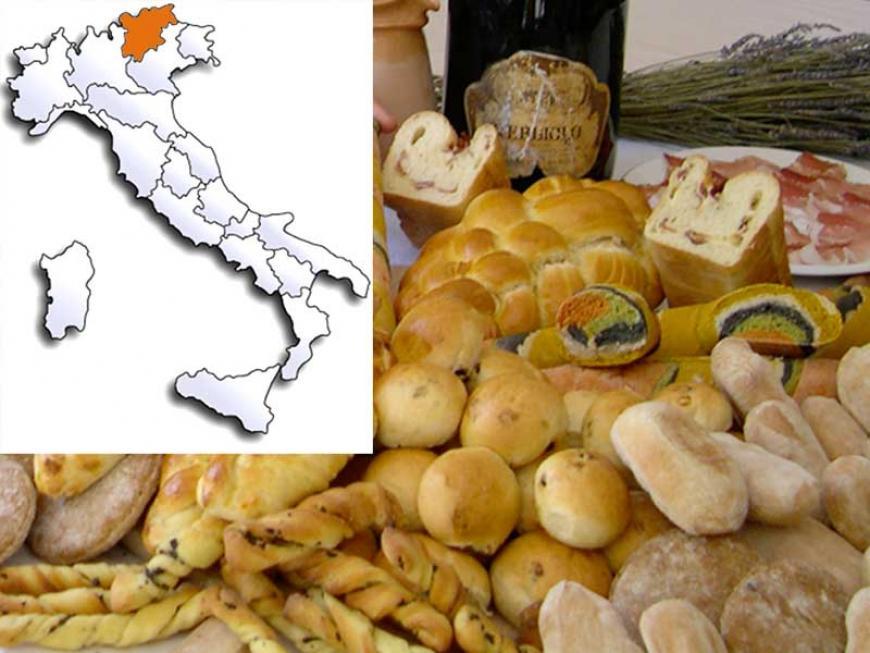 Pane tipico Trentino Alto Adige