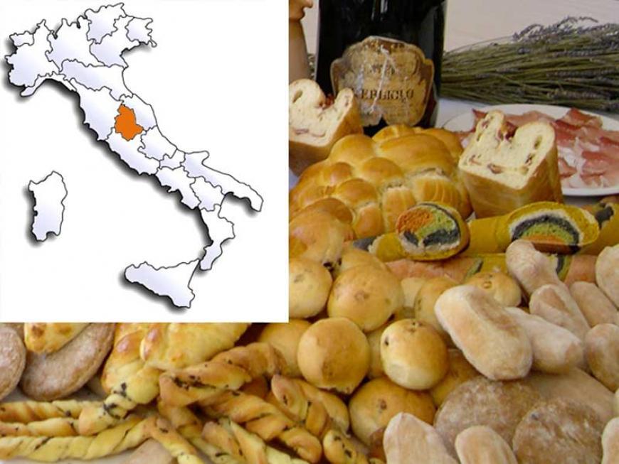 Pane tipico Umbria