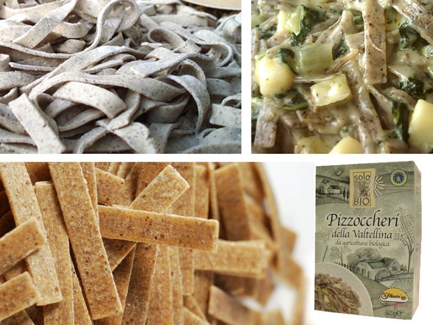 Pasta dei pizzoccheri valtellinesi