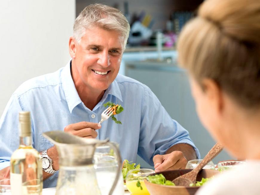 Dieta per la prostatite