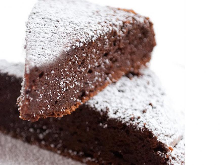 Ricetta del Cuoco nero Maurizio Santin: Torta tenerella