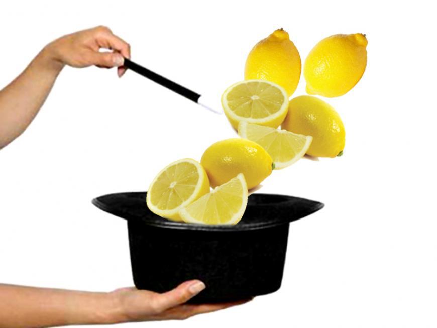 Trucchi e consigli sui limoni
