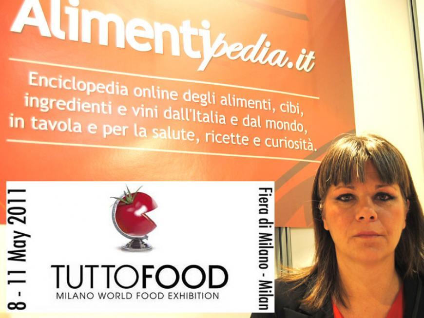 Alimentipedia a TuttoFood 2011