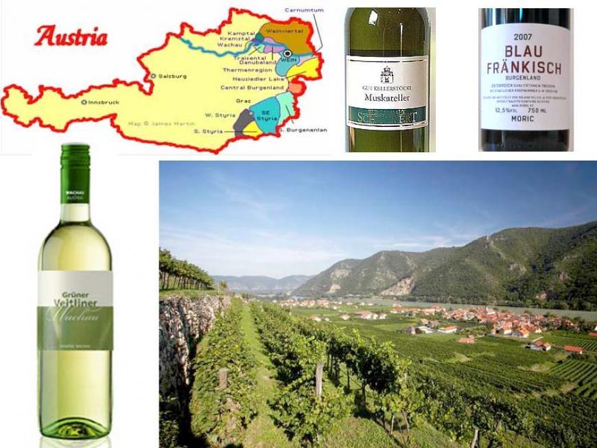 Vini austriaci