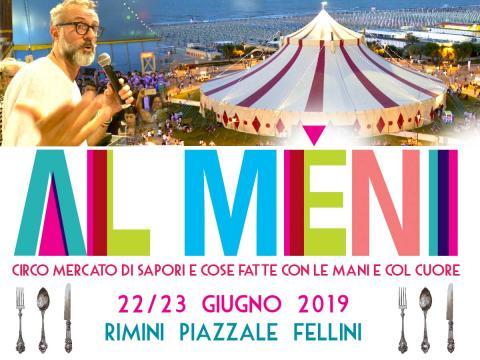 Al Meni 2019, il circo dei sogni con Massimo Bottura