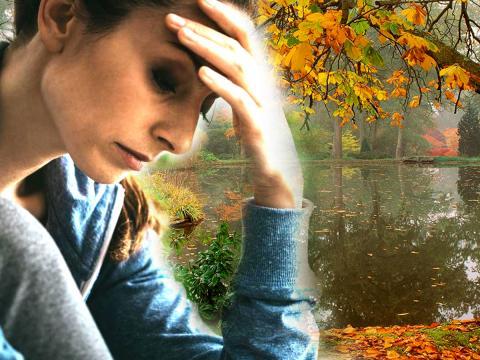 Arriva l'autunno. Come prevenire la tristezza e i disturbi fisici