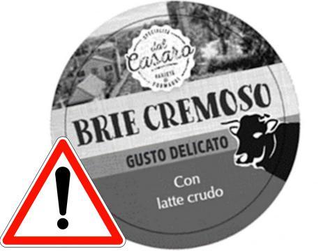 Brie cremoso Specialità del Casaro venduto da Lidl, richiamato per escherichia coli. Verifica il lotto