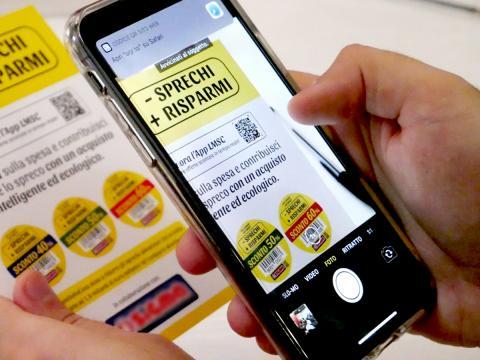 Con le app si può risparmiare e combattere lo spreco alimentare