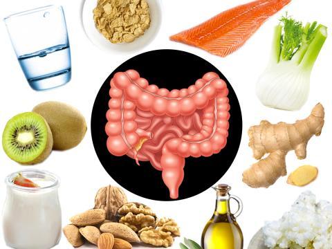 I dieci migliori alimenti per la salute dell'intestino