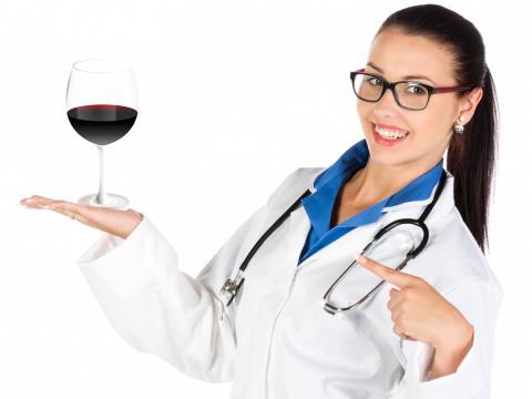 Il vino: una bevanda che fa bene alla salute