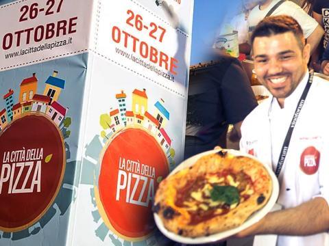 La Città della Pizza ti aspetta