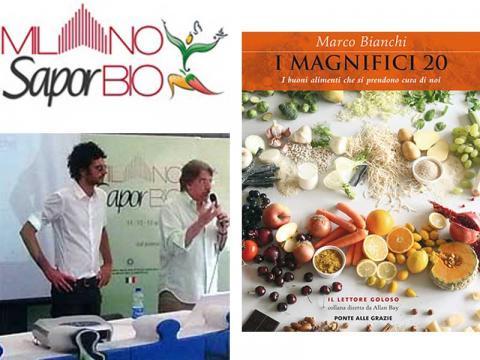 Marco Bianchi presenta il libro: I magnifici 20