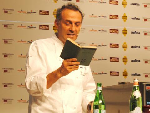 Massimo Bottura: vieni in Italia con me!