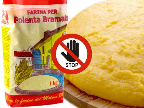Unes richiama la farina per polenta bramata Molino Riva per Aflatossine B1 superiori ai limiti consentiti